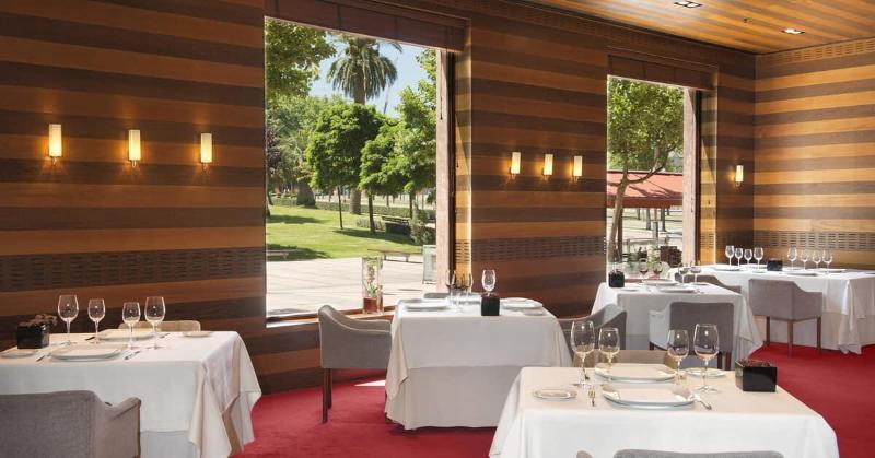 Restaurant Melia Bilbao