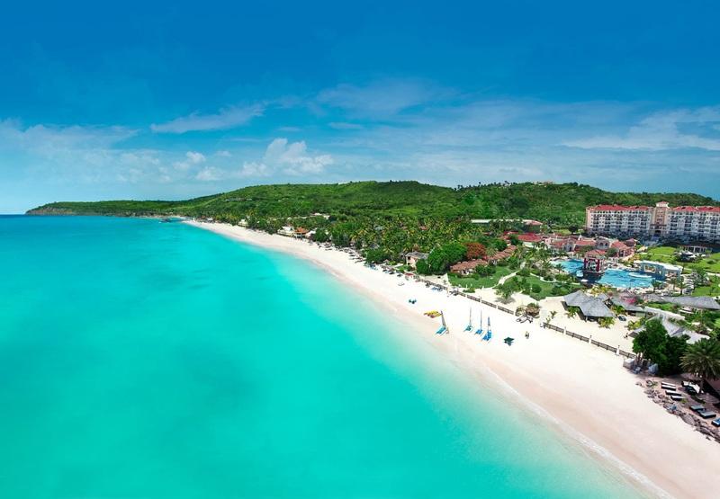 Отель Sandals Grande Antigua Resort & Spa