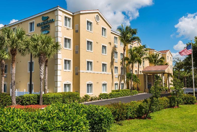 General view Homewood Suites Bonita Springs