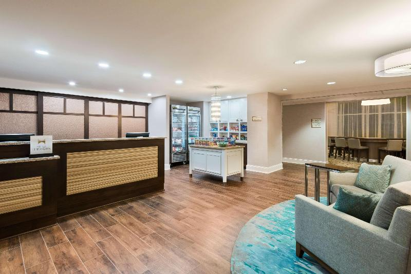 Lobby Homewood Suites Bonita Springs