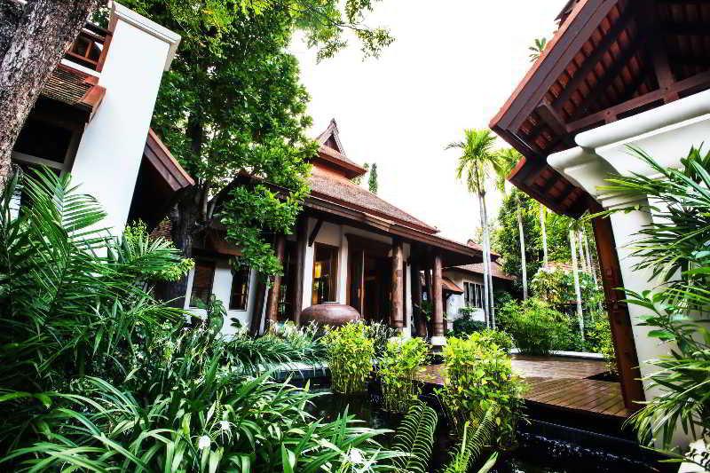 General view Oasis Baan Saen Doi Spa Resort
