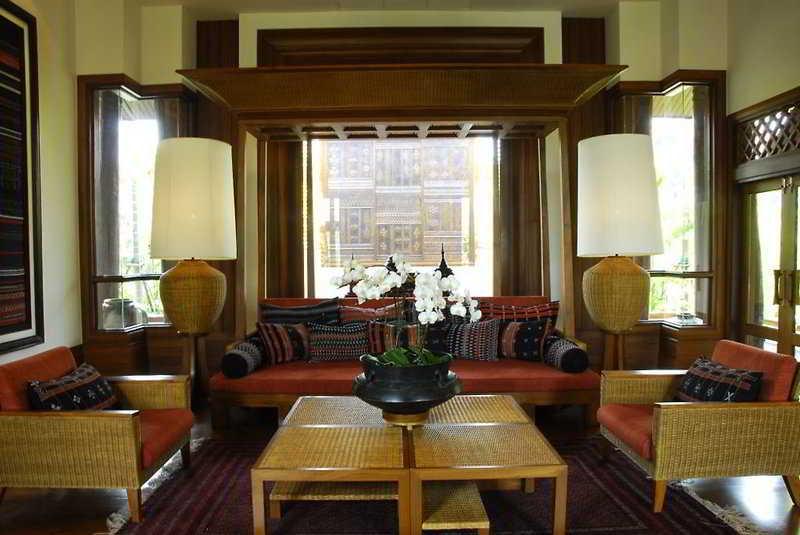 Lobby Oasis Baan Saen Doi Spa Resort