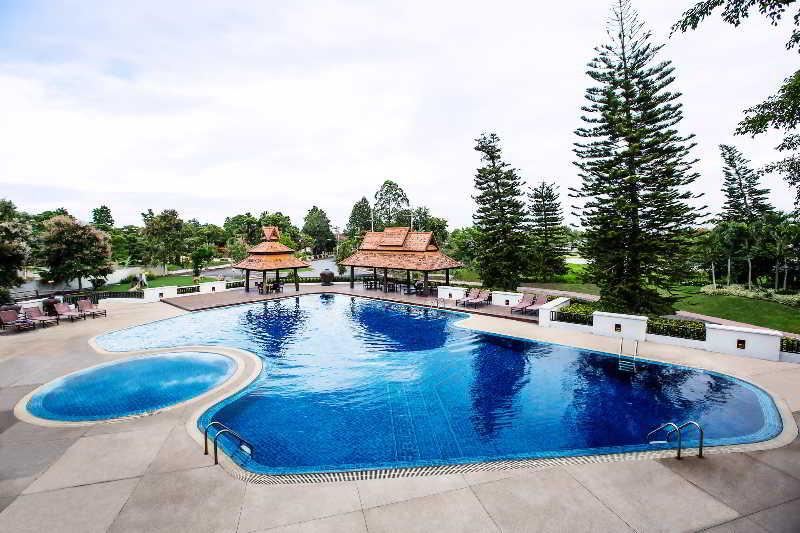 Pool Oasis Baan Saen Doi Spa Resort