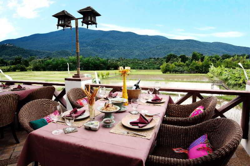 Restaurant Oasis Baan Saen Doi Spa Resort