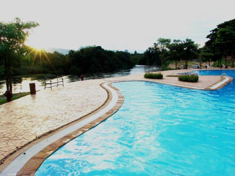 Aek - Pailin River Kwai Hotel - Pool - 6