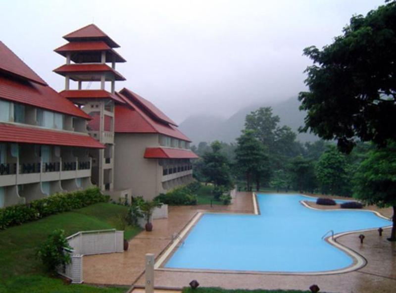 Aek - Pailin River Kwai Hotel - Pool - 21