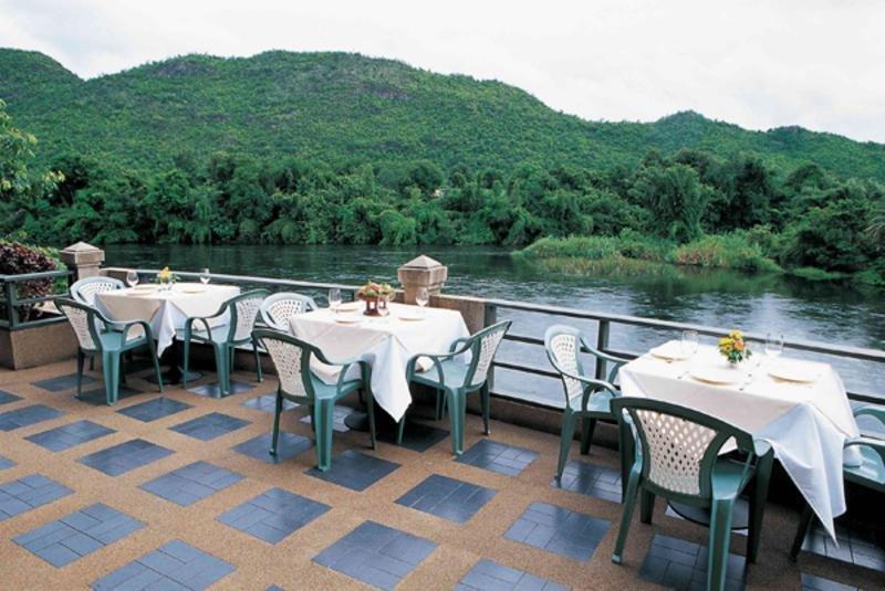 Aek - Pailin River Kwai Hotel - Restaurant - 9