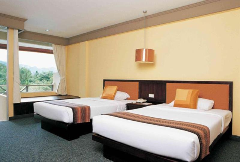 Aek - Pailin River Kwai Hotel - Room - 3