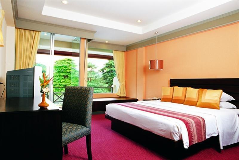 Aek - Pailin River Kwai Hotel - Room - 18