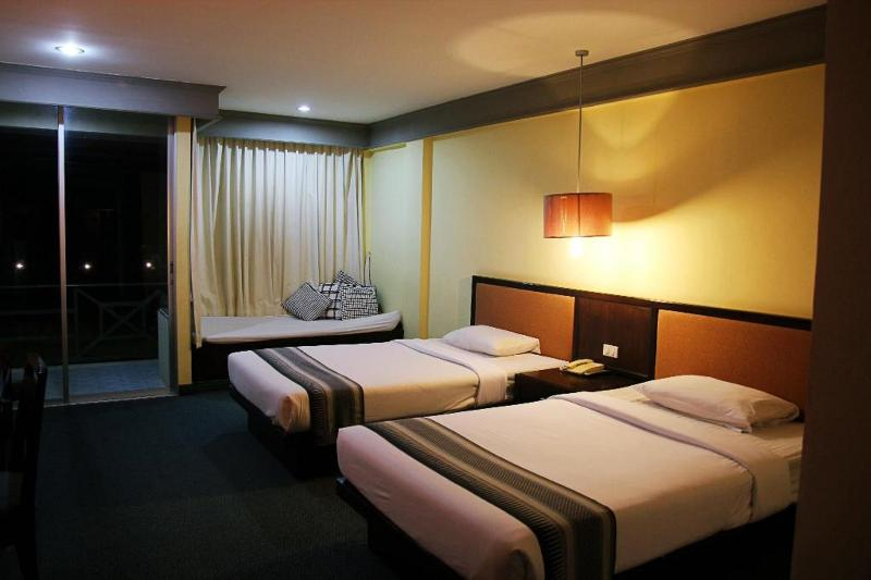 Aek - Pailin River Kwai Hotel - Room - 16