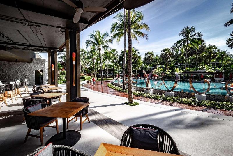 General view Ramada Khao Lak Resort