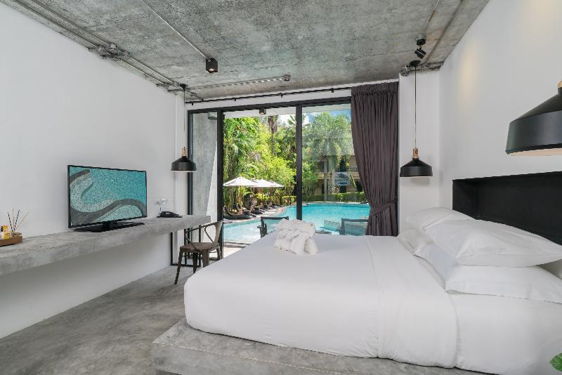 Room Suwan Palm Resort