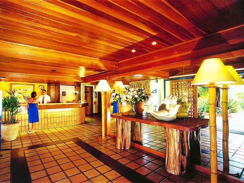 Lobby Costa Norte Ingleses