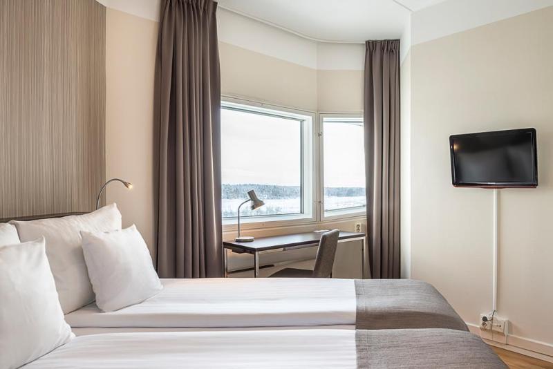 General view Quality Airport Hotel Arlanda