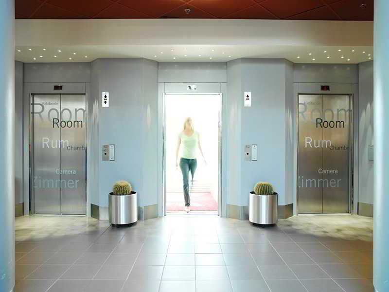 Lobby Quality Airport Hotel Arlanda