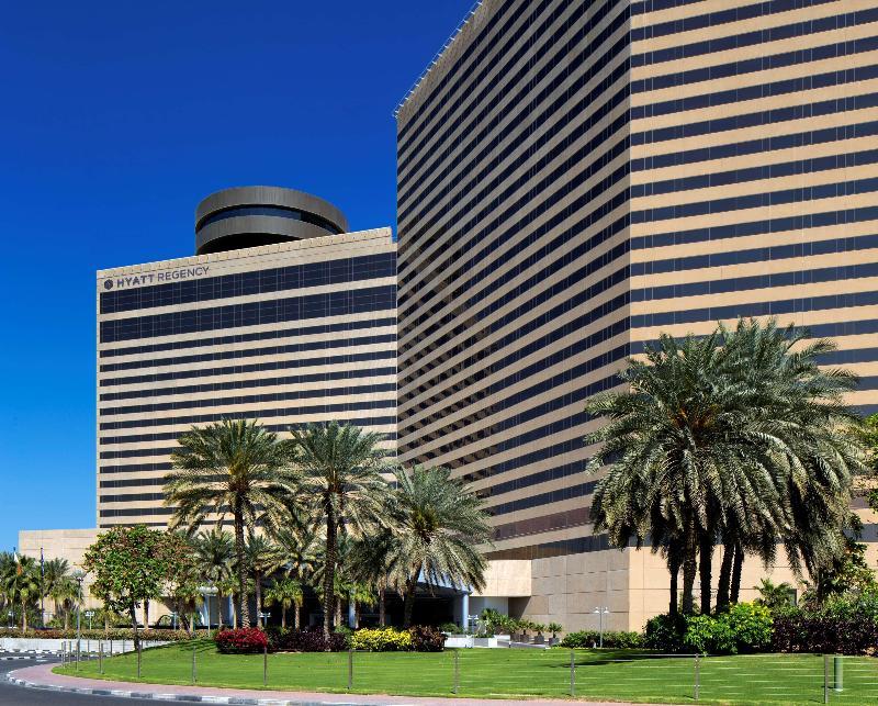 General view Hyatt Regency Dubai