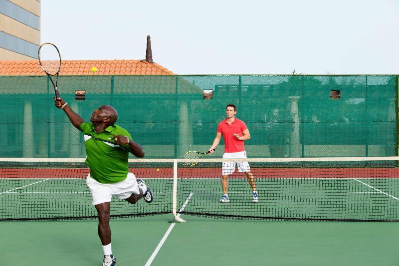 Sports and Entertainment Hyatt Regency Dubai