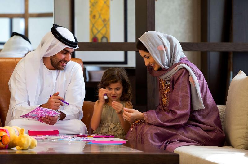 Lobby Hyatt Regency Dubai