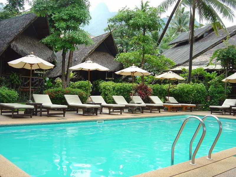Pool Banpu Resort & Spa