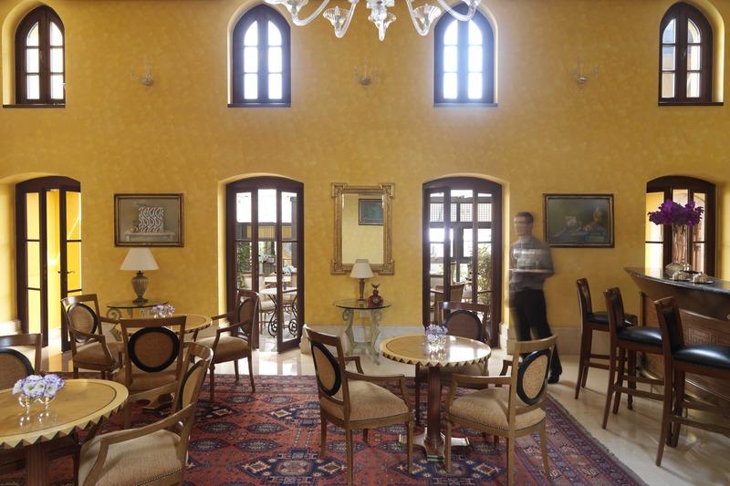Four Seasons Hotel Istanbul at Sultanahmet - Bar - 7