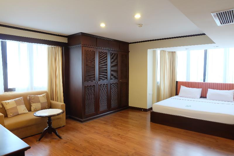Double Eksekutif Dua Kamar Tidur (Double Executive Two Bedrooms)