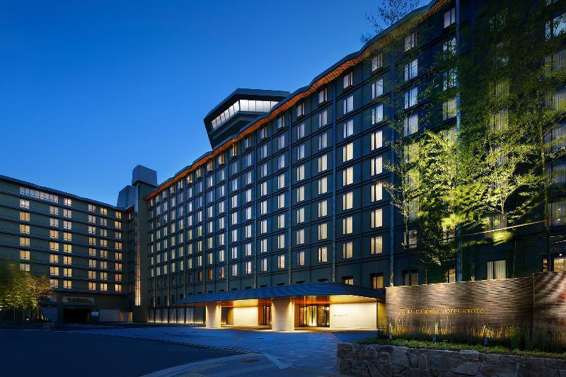 General view Rihga Royal Hotel Kyoto
