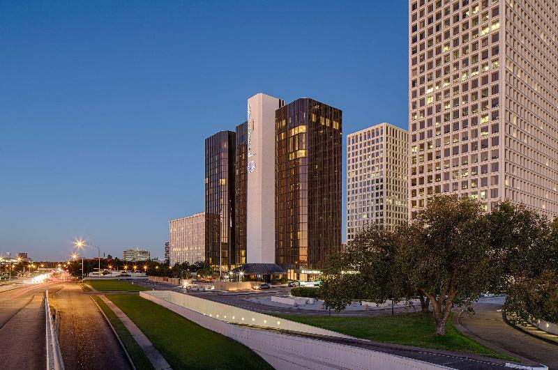General view Doubletree Houston Greenway Plaza