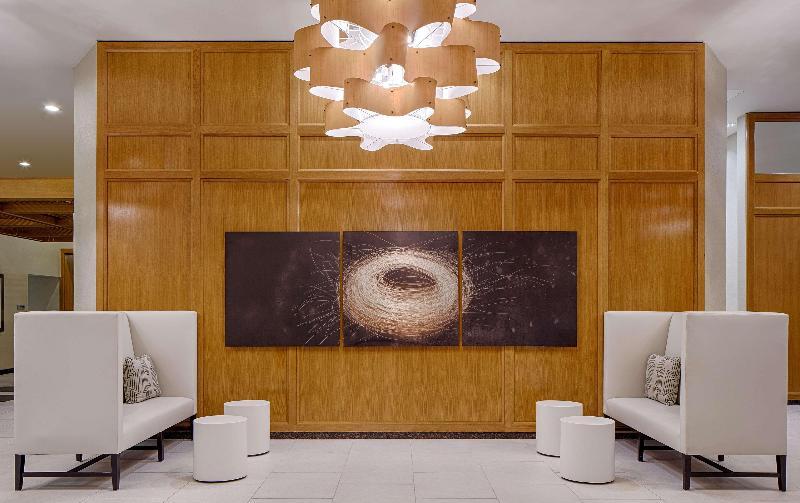 Lobby Doubletree Houston Greenway Plaza