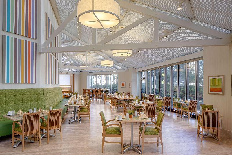 Restaurant Doubletree Houston Greenway Plaza