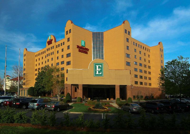 General view Embassy Suites Charlotte