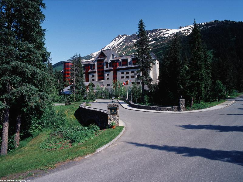 General view Alyeska Resort