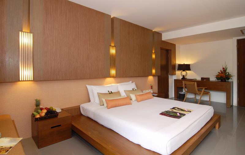 Room Peach Blossom Resort