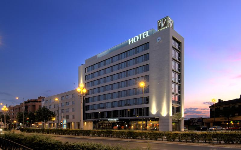 imagen de hotel Vincci Frontaura