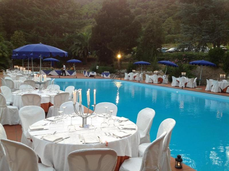 Pool Park Hotel Napoleone