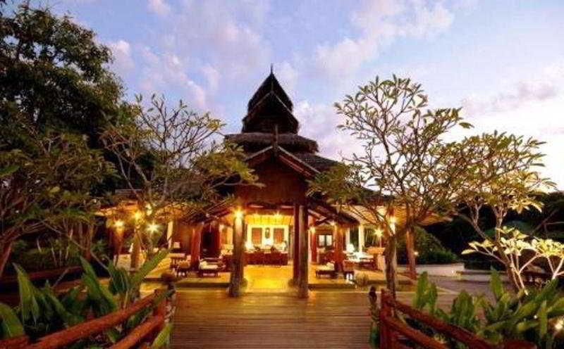 General view Pai Hotspring Spa Resort