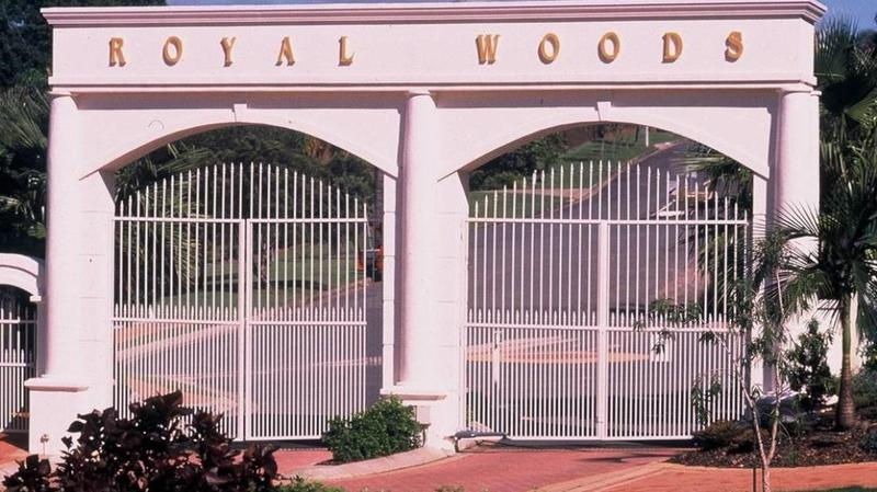 Lobby Royal Woods Resort