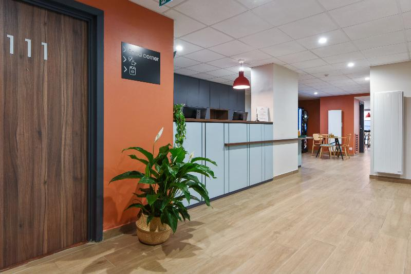 Lobby Appart\'city Lille Euralille