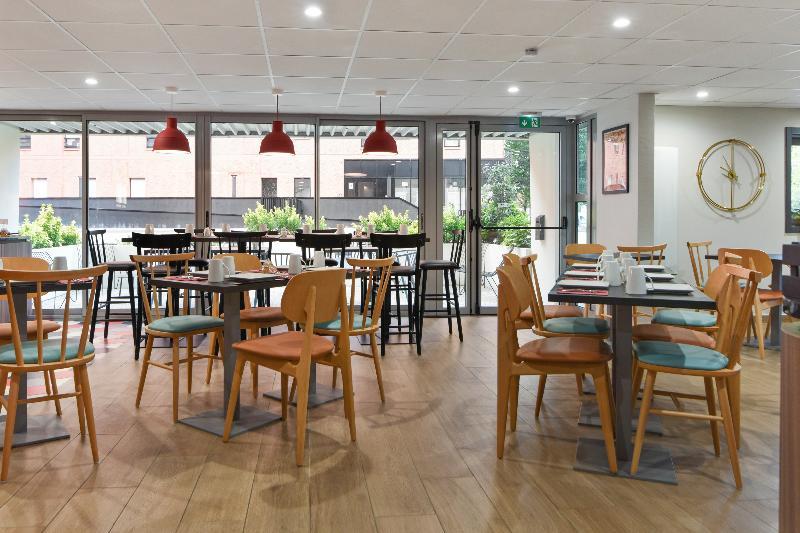 Restaurant Appart\'city Lille Euralille