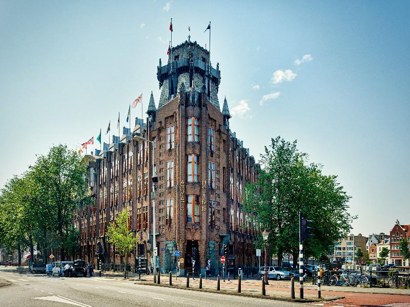 General view Grand Hotel Amrâth Amsterdam