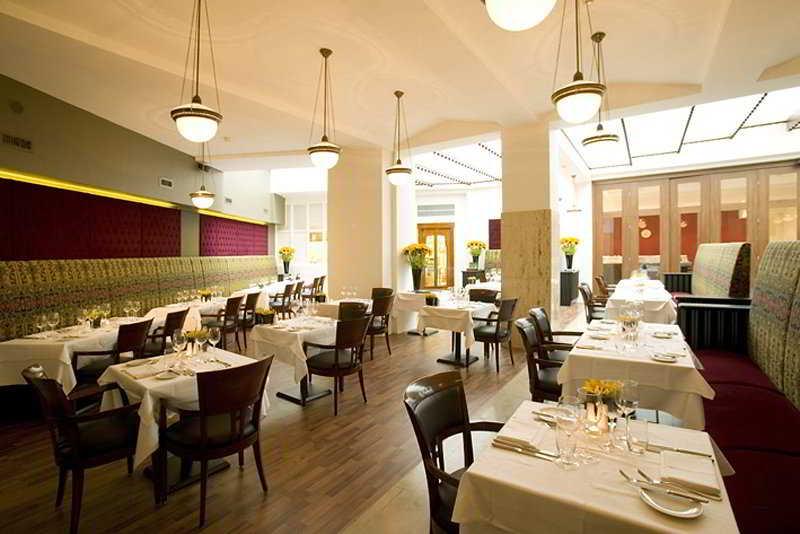 Restaurant Grand Hotel Amrâth Amsterdam