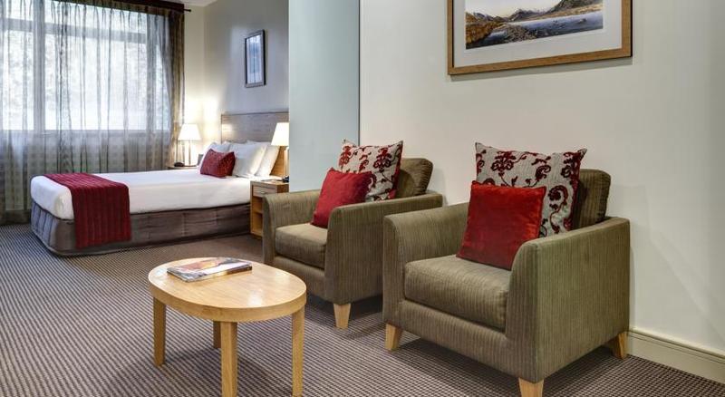 Room Citylife Wellington A Heritage Hotel