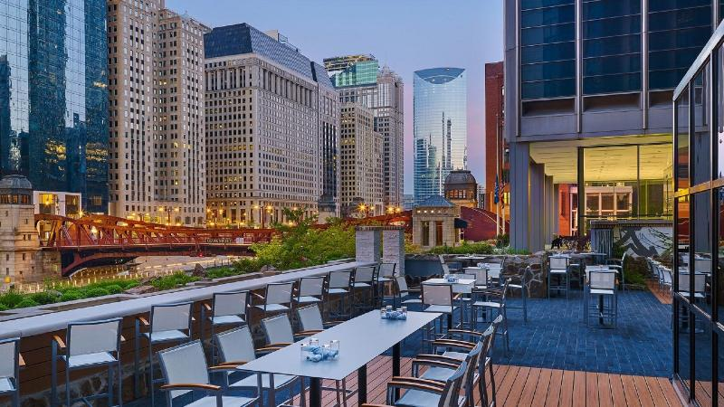Restaurant Westin Chicago River North