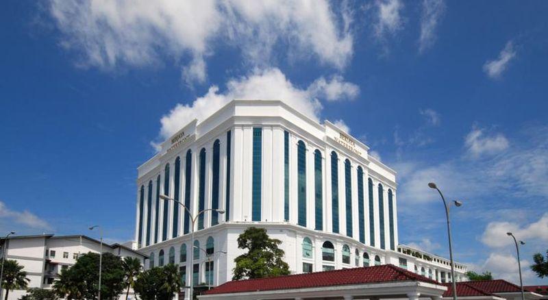 General view Berjaya Waterfront Hotel Johor Bahru