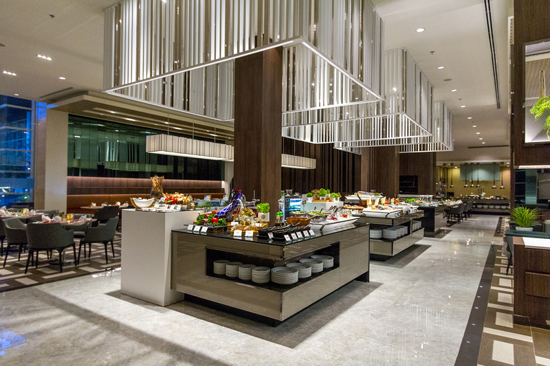 Restaurant Pullman Bangkok King Power