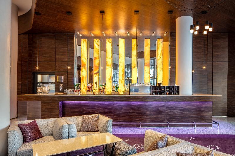 Lobby Swissotel Tallinn