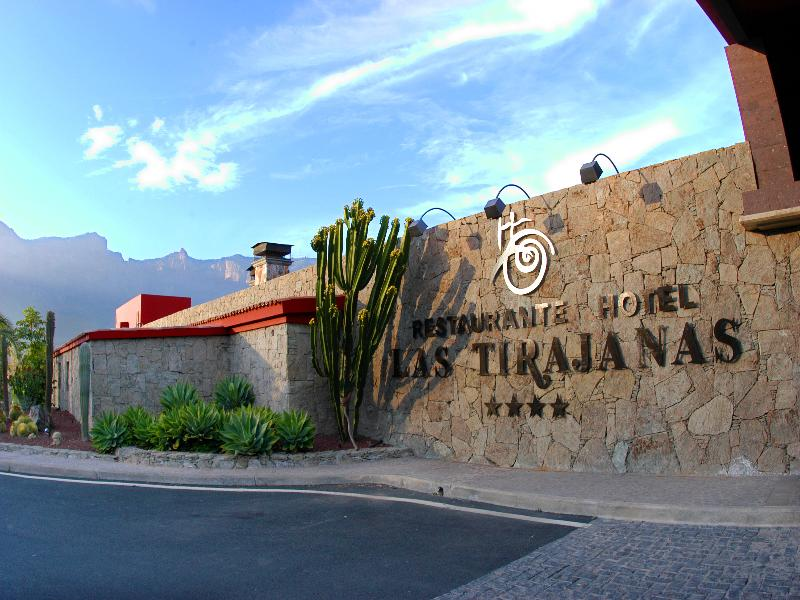 General view Hotel Las Tirajanas