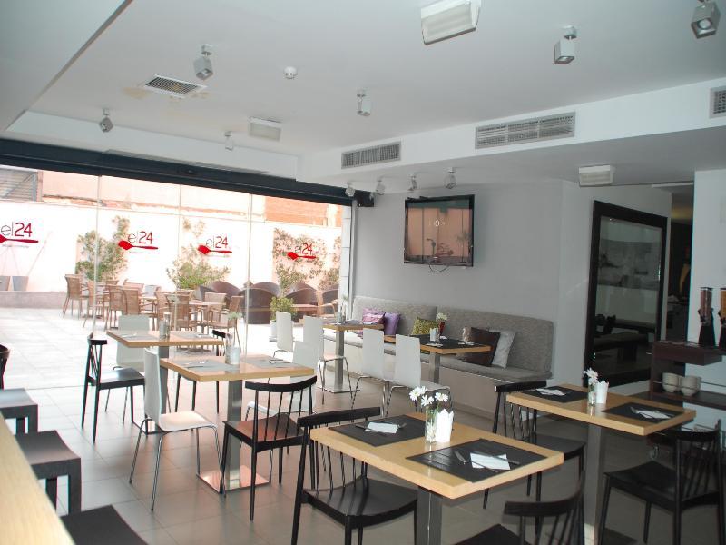 Bar Eco Alcala Suites