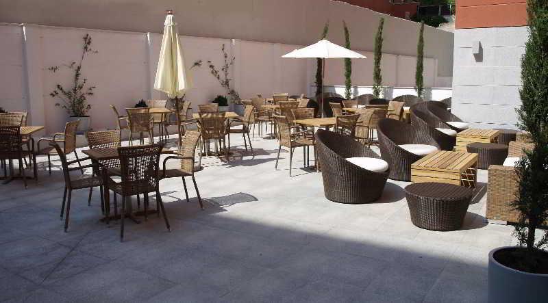 Terrace Eco Alcala Suites