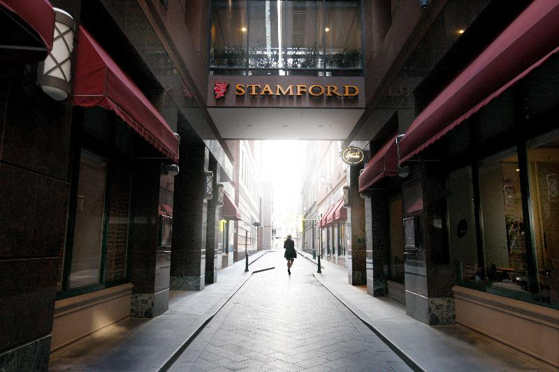 General view Stamford Plaza Melbourne