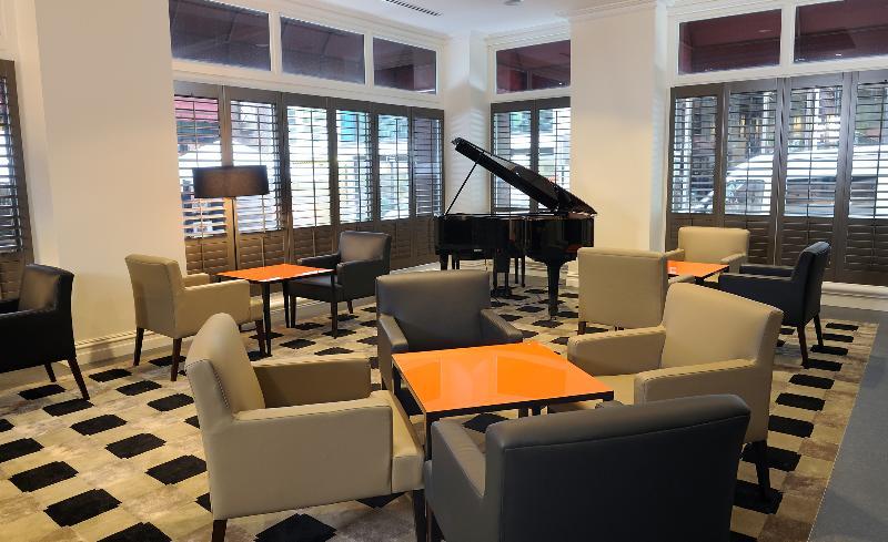 Lobby Stamford Plaza Melbourne